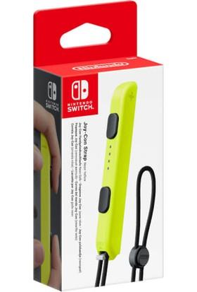 Nintendo Switch Joy-Con Strap Bileklik - Sarı