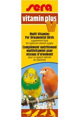 Sera Vitamin Plus V 15 ml Kuşlar İçin Vitamin
