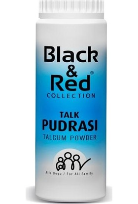Black Red Talk Pudrası 200 ml