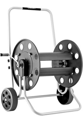 Claber 8895 Metal Profy Tekerlekli Hortum Makarası