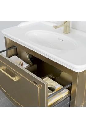 Lineart Fıona 1000 100Cm Banyo Dolabı