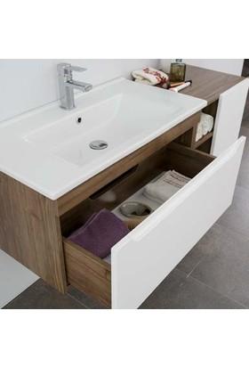 Lineart Maxi 750 75Cm Banyo Dolabı