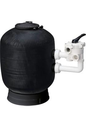 Peraqua Salzburg Model Bobin Sargılı Siyah Polyester Filtre. D.500 Mm- A Grup Aş