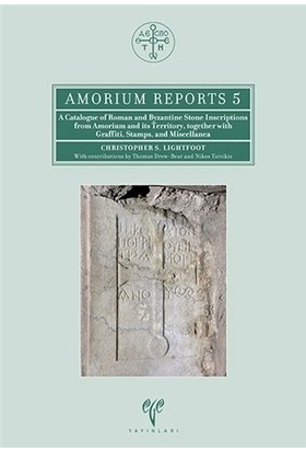 Amorium Reports 5 - Christopher Lightfoot