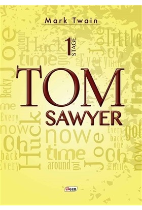 Tom Sawyer - 1 Stage - Mark Twain