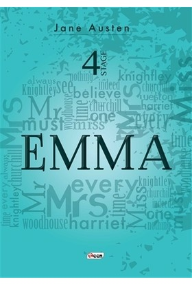 Emma - 4 Stage - Jane Austen