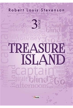 Treasure Island - 3 Stage - Robert Louis Stevenson
