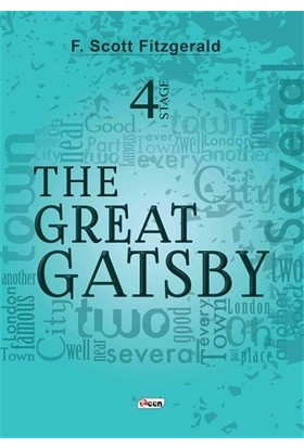 The Great Gatsby - 4 Stage - F. Scott Fitzgerald