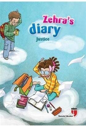 Zehra'S Diary - Justice - Neriman Karatekin - Ahmet Mercan