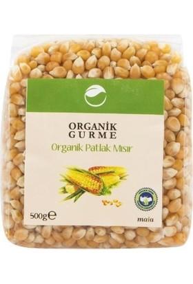 Organik Patlak Mısır - 500 gr