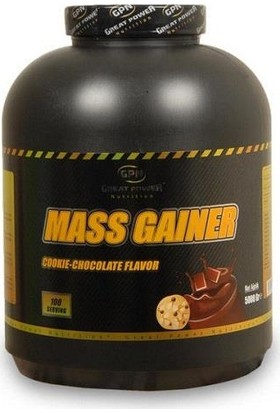 GPN Mass Gainer 5000 Gr