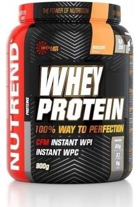 Nutrend %100 Whey Protein 900 Gr