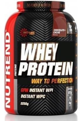 Nutrend %100 Whey Protein 2250 Gr