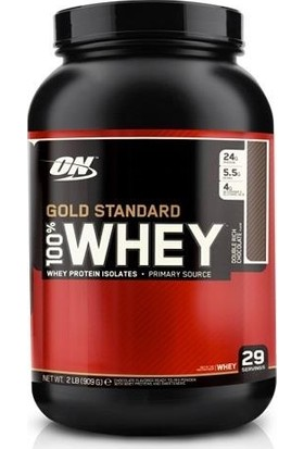 Optimum Nutrition Gold Standard Whey 908 Gr 12/2021