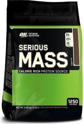 Optimum Nutrition Serious Mass 5450 Gr