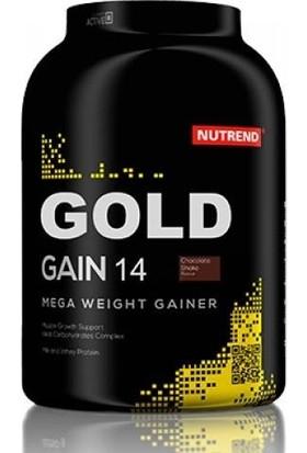 Nutrend Gold Gain 14 Mega Weight Gainer 3000 Gr