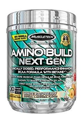 Muscletech Amino Build Next Gen 30 Servis