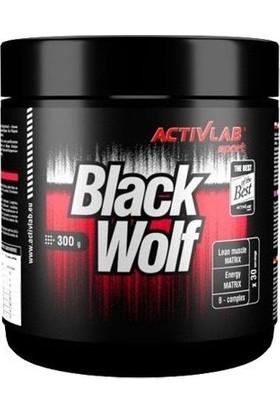 Activlab Sport Black Wolf Pre-Workout 300 gr
