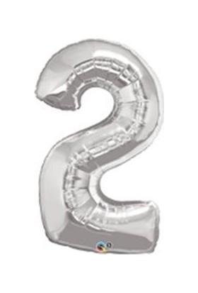 Parti Şöleni 2 Folyo Balon Metalik