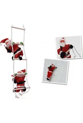 Wildlebend Merdivene Tırmanan İkili Noel Baba