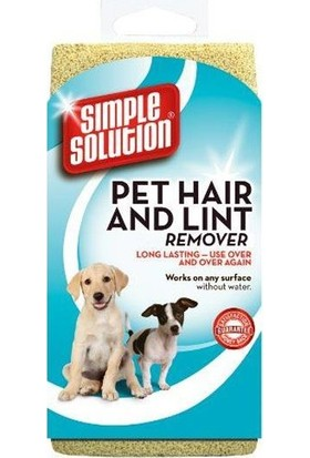 Simple Solution Hair Lint Remover Tüy Temizleme Süngeri