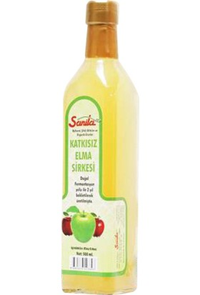 Sanita Elma Sirkesi 500 ml