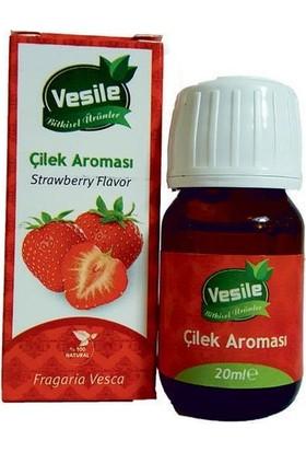 Vesile Çilek Aroması 20 ml