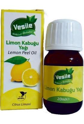 Vesile Limon Kabuğu Yağı 20 ml
