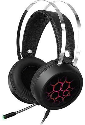 Rampage SN-RX5 Plus 7.1 Siyah Mikrofonlu Oyuncu Kulaklık