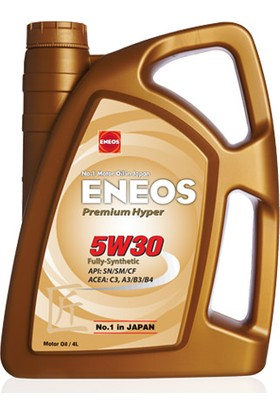 Eneos Premium Hyper 5w30 4 Litre Motor Yağı