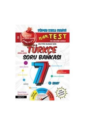 Süper Zeka Türkçe Soru Bankası 7. Sınıf
