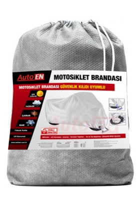AutoEN Honda FES 250 Foresight Motosiklet Brandası (Güvenlik Kilidi Uyumlu)