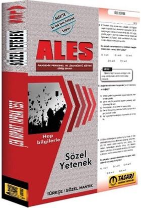 Tasarı Yayınları 2019 ALES Sözel Yetenek Çek Kopart Yaprak Test