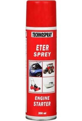 Technospray Eter Sprey 200 ml