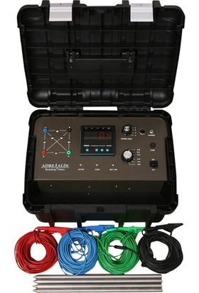 Adrenalin Resistivity Meter Rezistivite Cihazı