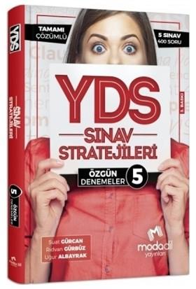 Modadil YDS Sınav Stratejileri 5 Özgün Denemeler