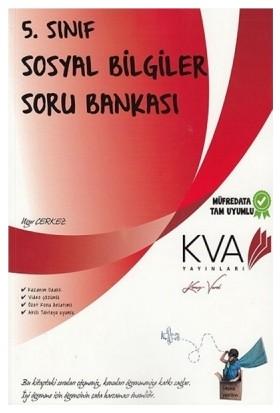 Koray Varol Akademi 5.Sınıf Sosyal Bilgiler Soru Bankası