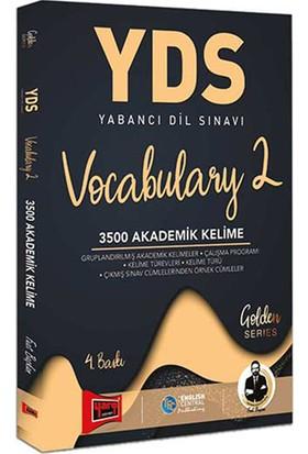 Yargı Yayınevi YDS Vocabulary 2 3500 Akademik Kelime