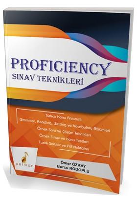 Proficiency Sınav Teknikleri Pelikan