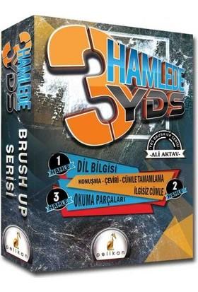 Pelikan 3 Hamlede YDS Brush Up Serisi