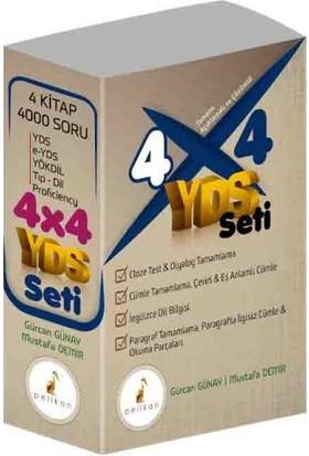 Pelikan 4x4 YDS Açıklamalı, Tamamı Çözümlü Set