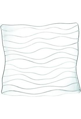 Nachtmann Ocean Kristal Kare 30 cm Servis Tabağı