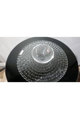 Nachtmann Bossa Nova Kristal 32 cm Ayaklı Pasta Standı