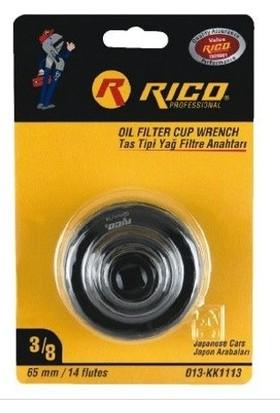 Rico Tas Tipi Yağ Filtre Anahtarı 65 14mm