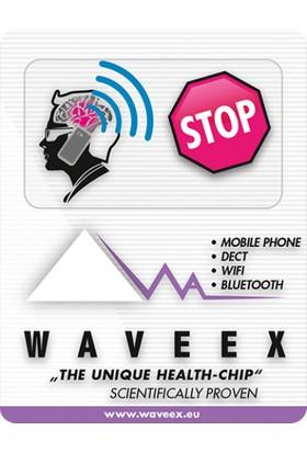 Waveex - Mobile Technology Enhancement Chip 5 Adet