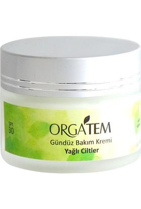 Orgatem Gündüz Bakım Kremi (Yağlı Ciltler) 50 gr