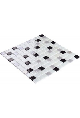 Asya Cam Mozaik Mutfak Tezgah Arası Cam Mozaik 5105