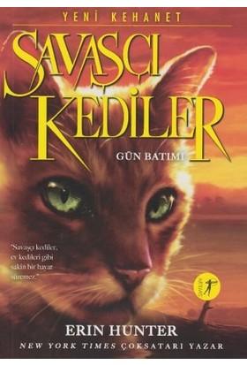 Savaşçı Kediler Gün Batımı - Erin Hunter