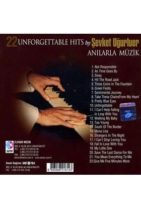 Şevket Uğurluer - Anılarla Müzik Vol:1 (CD)