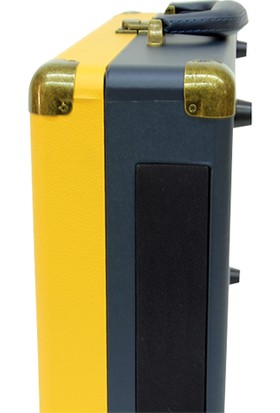 Mory Concept Pikap Çantalı Crownwell Sarı